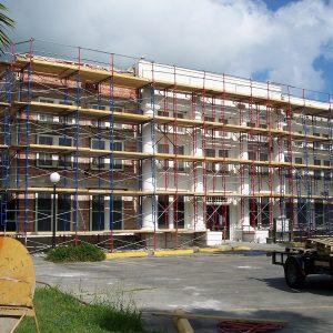Kenedy County Courthouse - Complete Brick Replacement